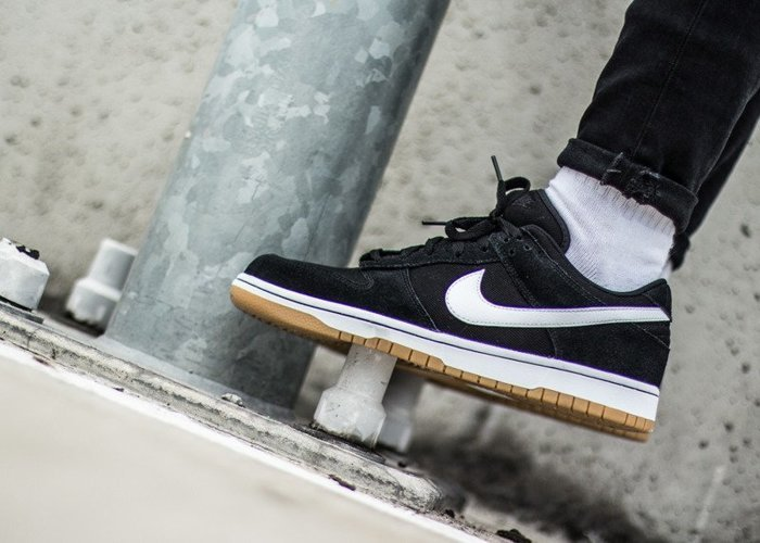 Nike Dunk Low Canvas (AA1056-001)